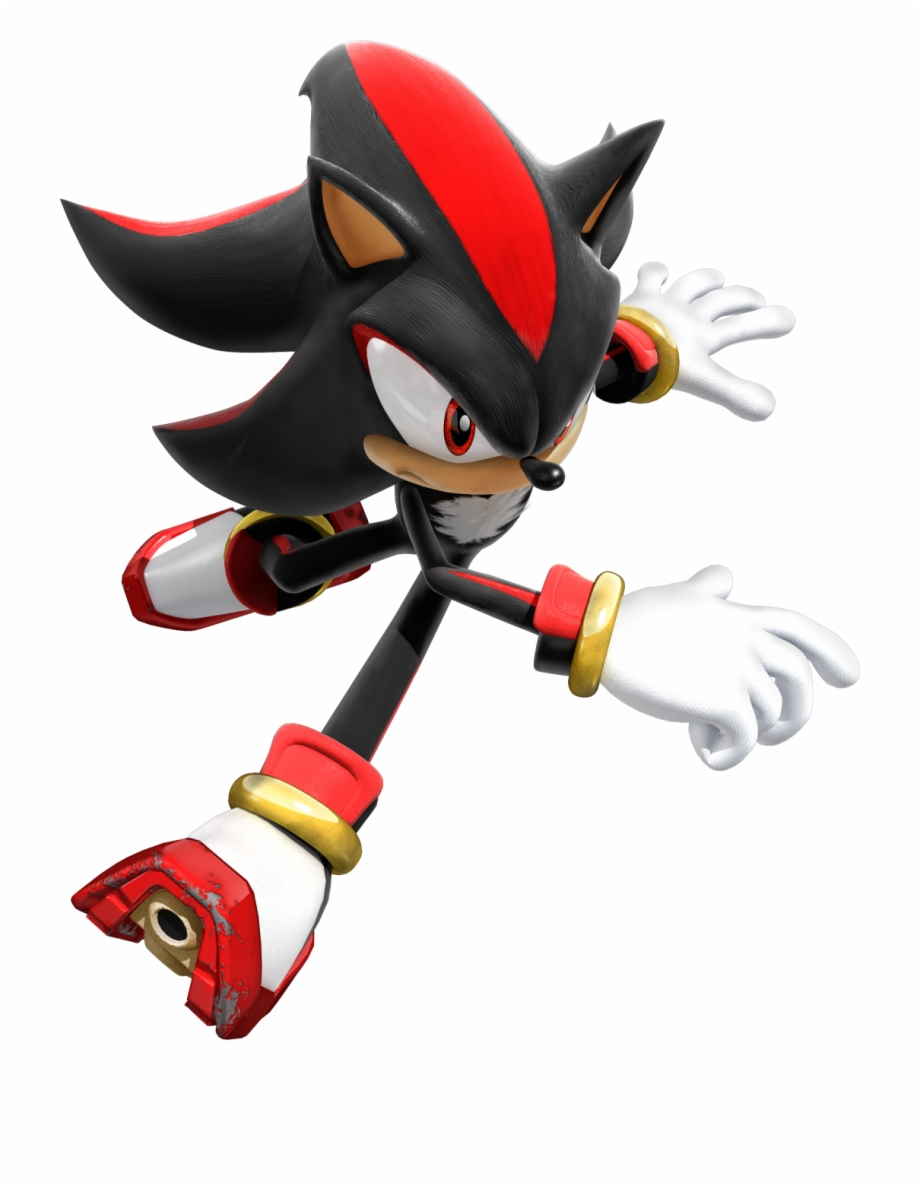 Sonic Shadow Transparent Png Download 2302192 Vippng