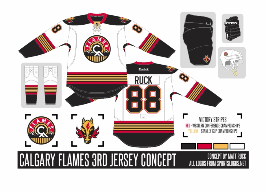 Calgary Flames Loose Lettering Kit So Calgary Flames Transparent Png Download 2314625 Vippng