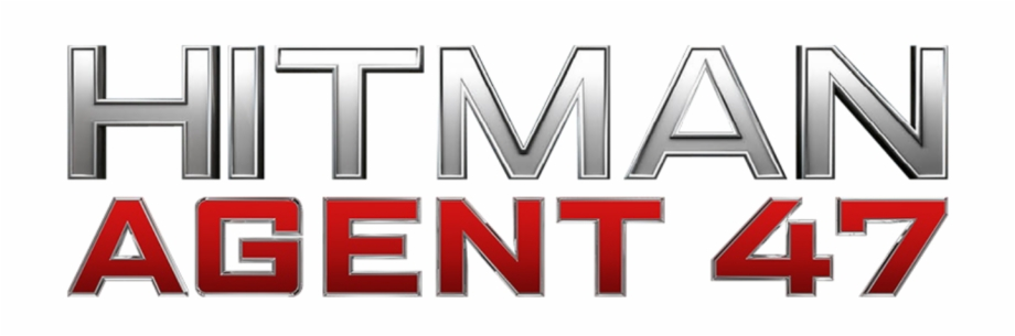 Hitman Agent 47 Logo Agent 47 Transparent Png Download