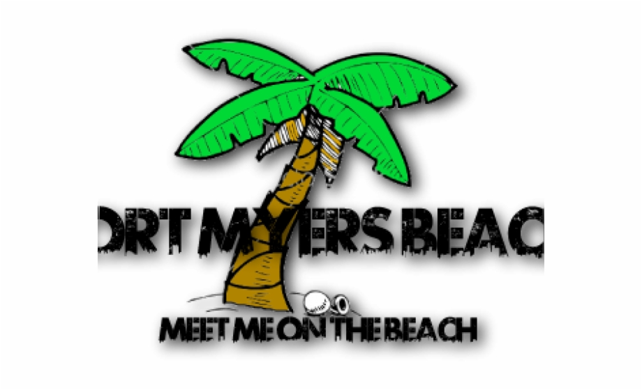 Sahara Clipart Florida Vacation Fort Myers Beach Logo Transparent Png Download 2331631 Vippng