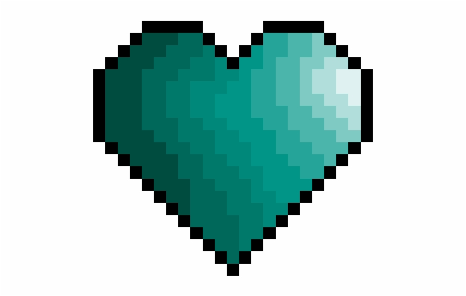 Pixel Heart Pixel Art Transparent Png Download 2356646 Vippng Share the best gifs now >>>. pixel heart pixel art transparent
