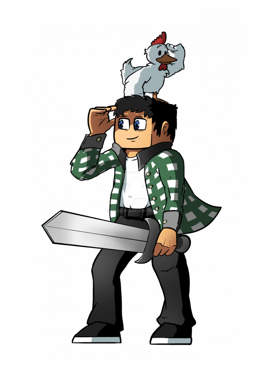 Medium Size Of How To Draw Minecraft Alex Diamond Sword Minecraft Fan Art Png Transparent Png Download 2375373 Vippng