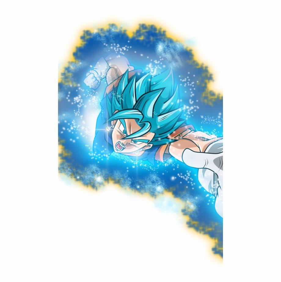 Vegetto Blue Anime Dragon Ball Super Mobile Wallpaper Ssj Blue