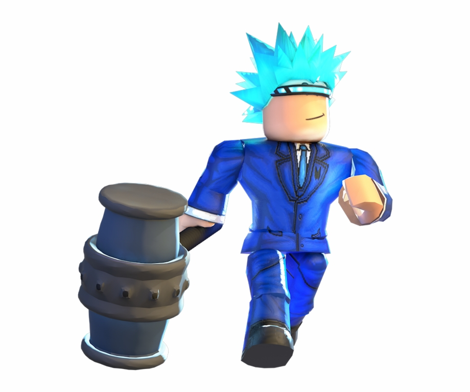 Cool Awesome Roblox Images Roblox Character Png Thank You Id0nthaveause For The Awesome Render Of Cartoon 2439533 Vippng