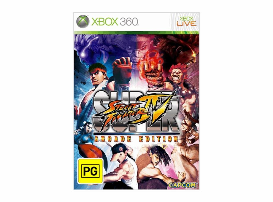 Super Street Fighter Iv Arcade Edition Super Street