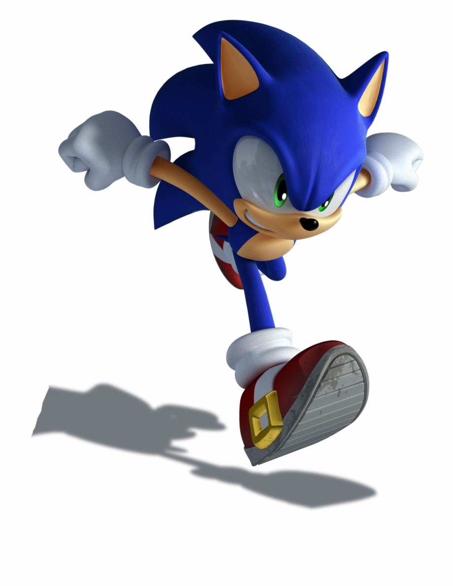 Unleashed Sonic Run Sonic The Hedgehog Sonic Unleashed Transparent Png Download 253590 Vippng