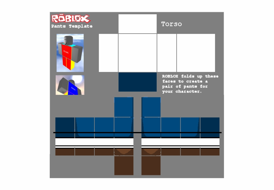 roblox shirt template transparent 2019 Roblox Pants Template Roblox Tuxedo Pants Template Transparent Png Download 255392 Vippng