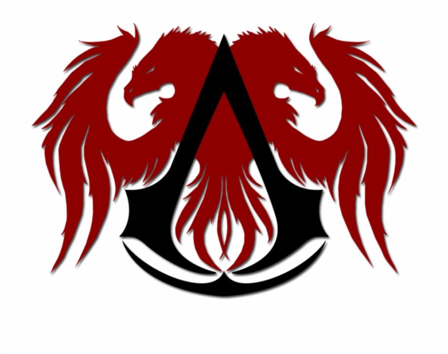 Logo Assassin S Creed Black Flag Transparent Png Download