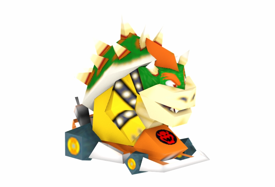 Download Zip Archive Mario Kart Ds Bowser Model