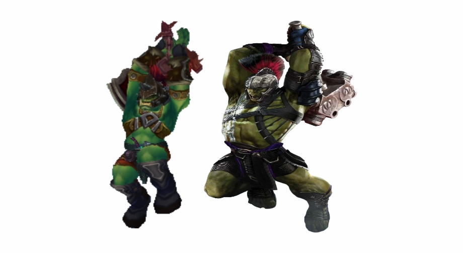 680 Views Hulk Transparent Thor Ragnarok Transparent Png