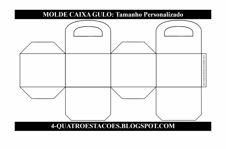 Caixa Explosiva Moldes Black And White Transparent Png
