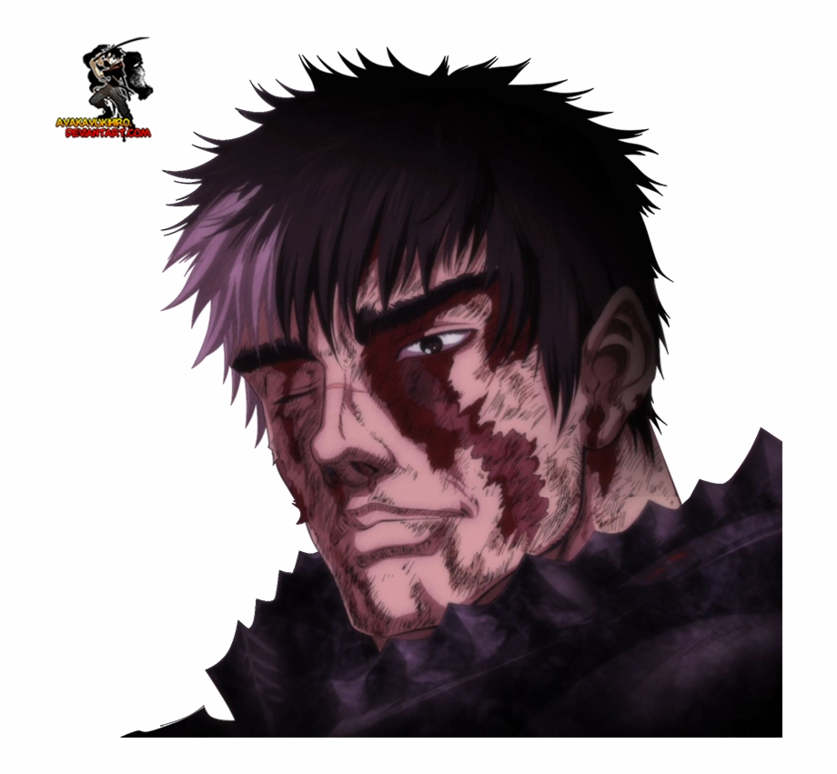 Guts Png Guts After Berserker Armor Transparent Png