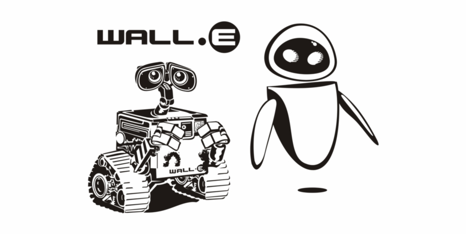 Wall-E Coloring Pages: Wall-e and the Gang Coloring Page and Some Off-Topic | 463x920