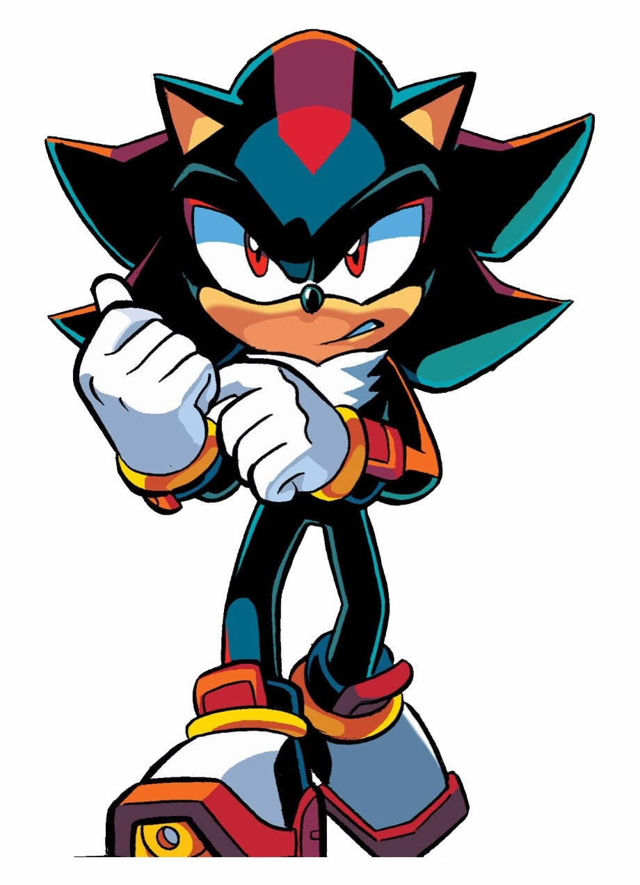 Shadow The Hedgehog Shadow The Hedgehog X Vampire Reader Transparent Png Download 2576822 Vippng