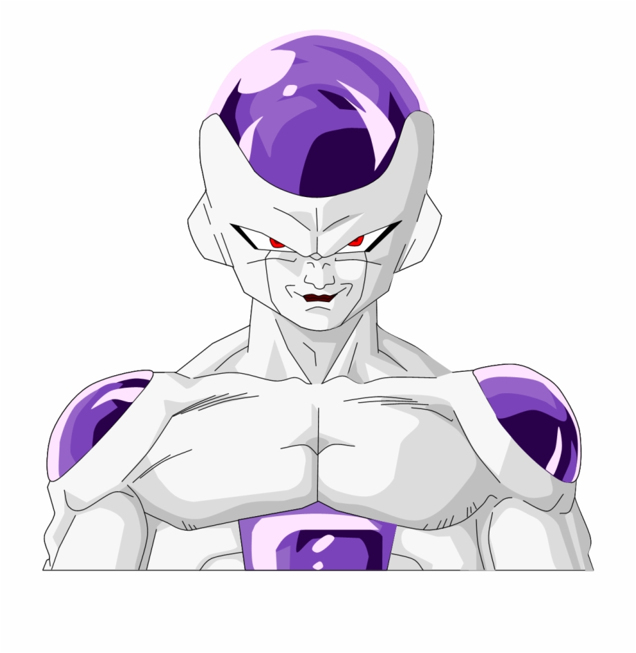 Frieza Dessin Dragon Ball Z Freezer Transparent Png Download