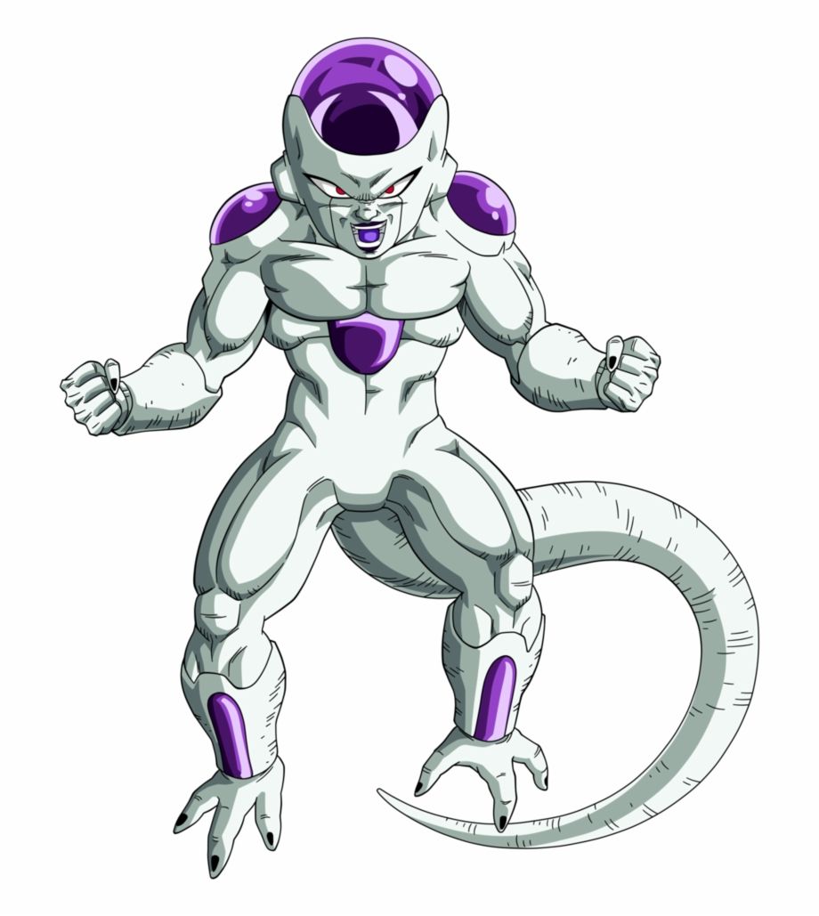 This Is Frieza He S A Villlain Dragon Ball Z Frieza Final Form