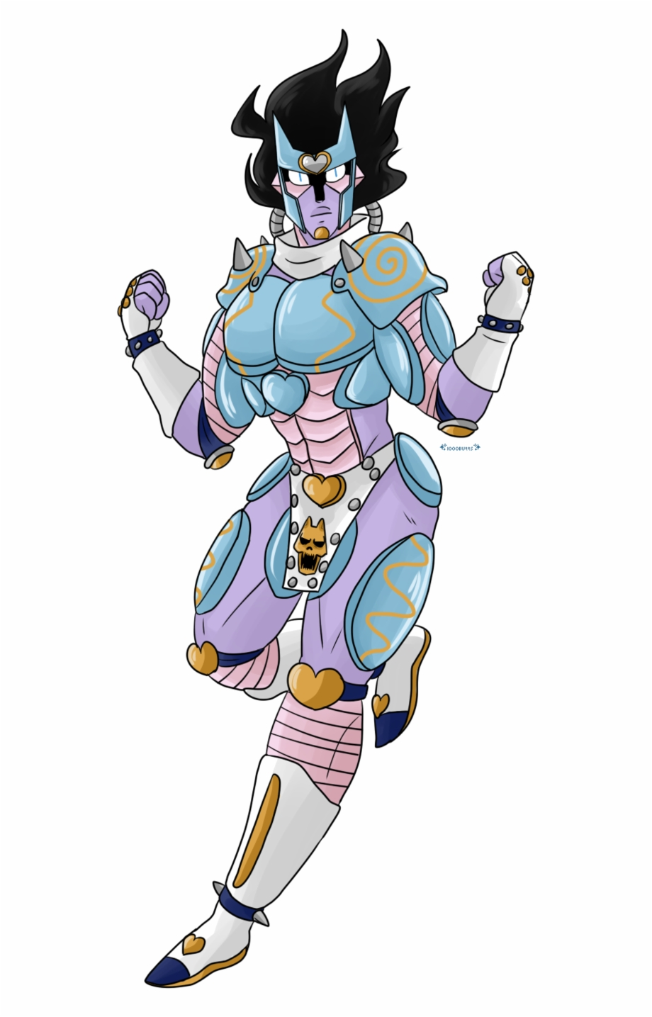 Crazy Crazy Diamond Killer Queen Transparent Png Download 2588418 Vippng Vol.07 ch.067 special attack jojo crackers! crazy crazy diamond killer queen