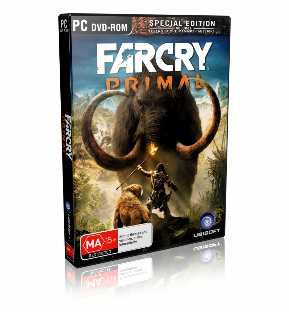 Far Cry Primal Fps Far Cry Primal Pc Transparent Png Download