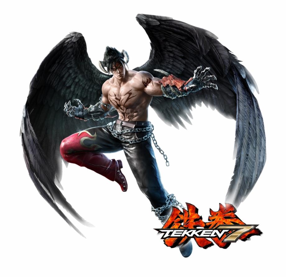 Devil Jin Png Devil Jin Tekken 7 Png Transparent Png Download 2610585 Vippng