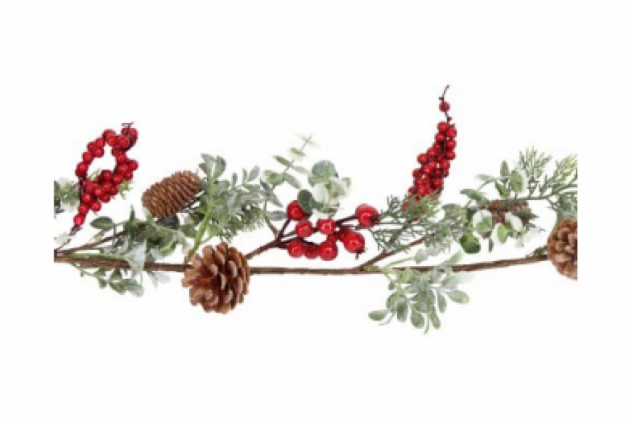 Holly Garland Clipart   Free Images at Clker.com - vector clip art online,  royalty free & public domain