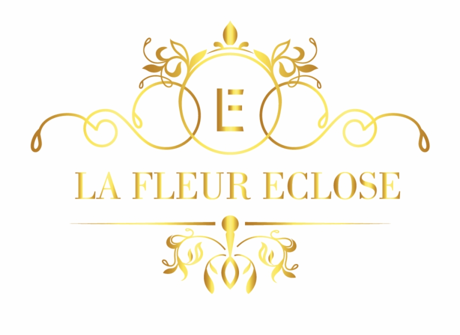 La Fleur Eclose Hair Salon With Theater Logos Transparent Png Download 2663116 Vippng