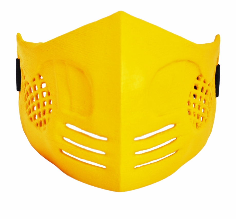 Scorpion Mask From Mk Scorpion Mask Png Transparent Png