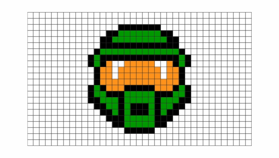 Let S Get Master Chief In R Place Pixel Art Master Chief