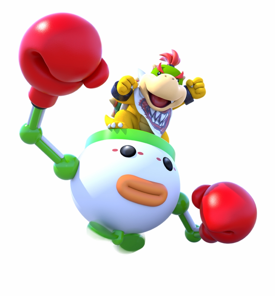Bowser Jr Smash Bros Transparent Png Download 2699073