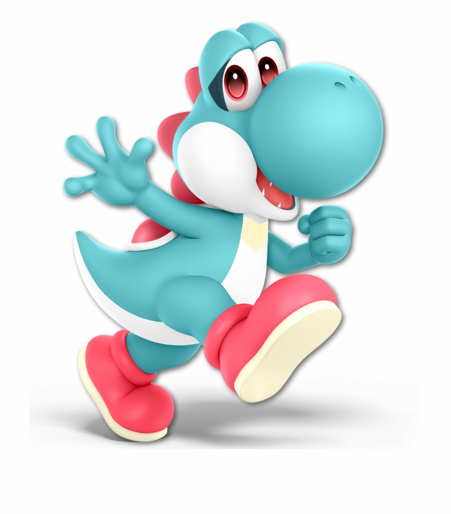 Bowser Jr Super Smash Bros Ultimate Yoshi Render