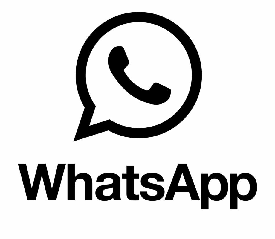 Whatsapp Logo Whatsapp Logo Png Transparent Png Download 270318 Vippng