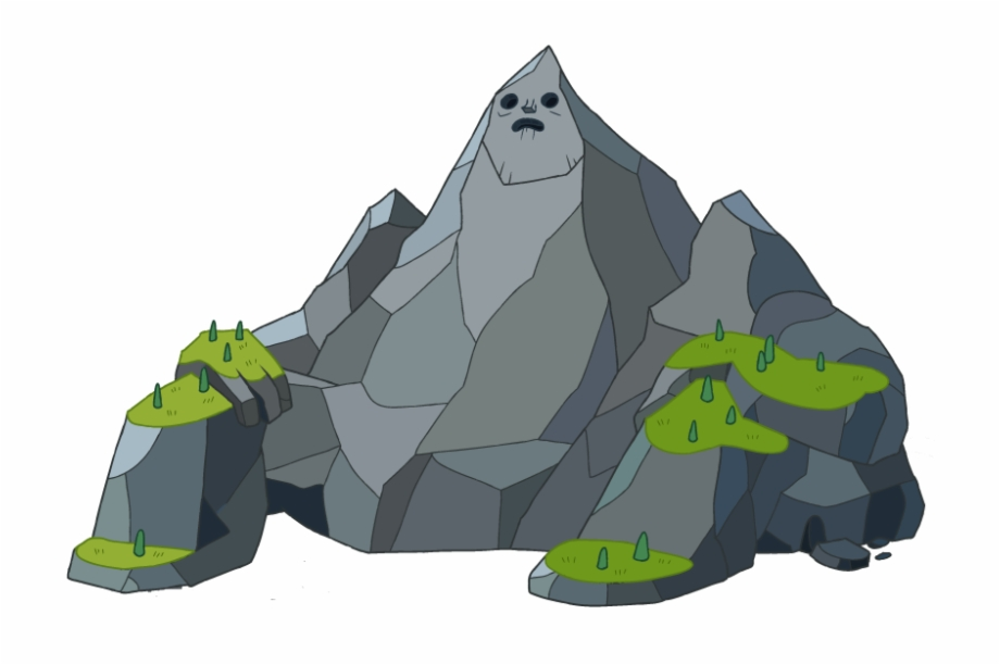 cartoon mountain png cartoon mountain png - crying mountain adventure time