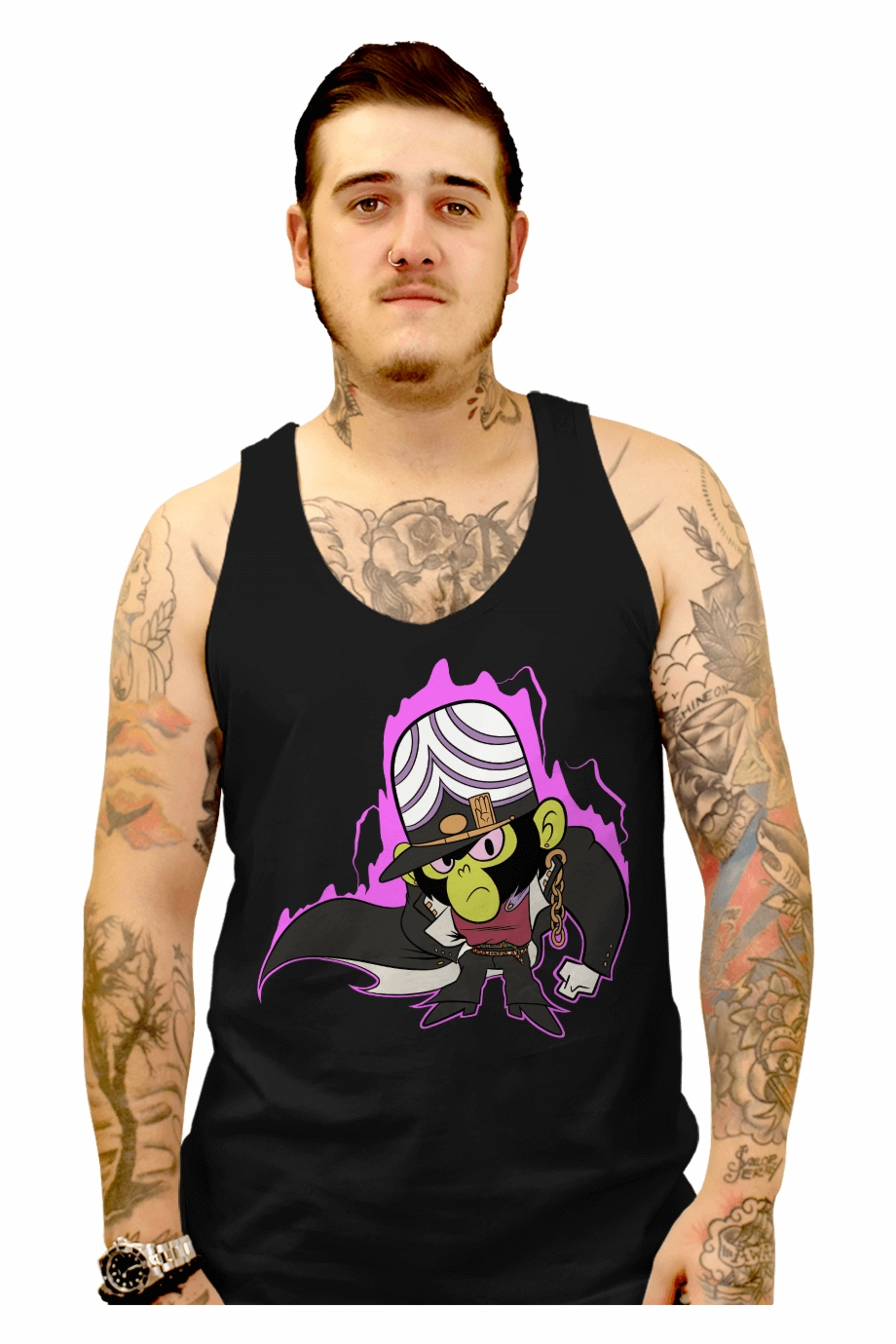 Mojo Jojo S Bizarre Adventure Tattoo Transparent Png Download 2744663 Vippng The stand arrow is a main consumable item in jojostands. mojo jojo s bizarre adventure tattoo