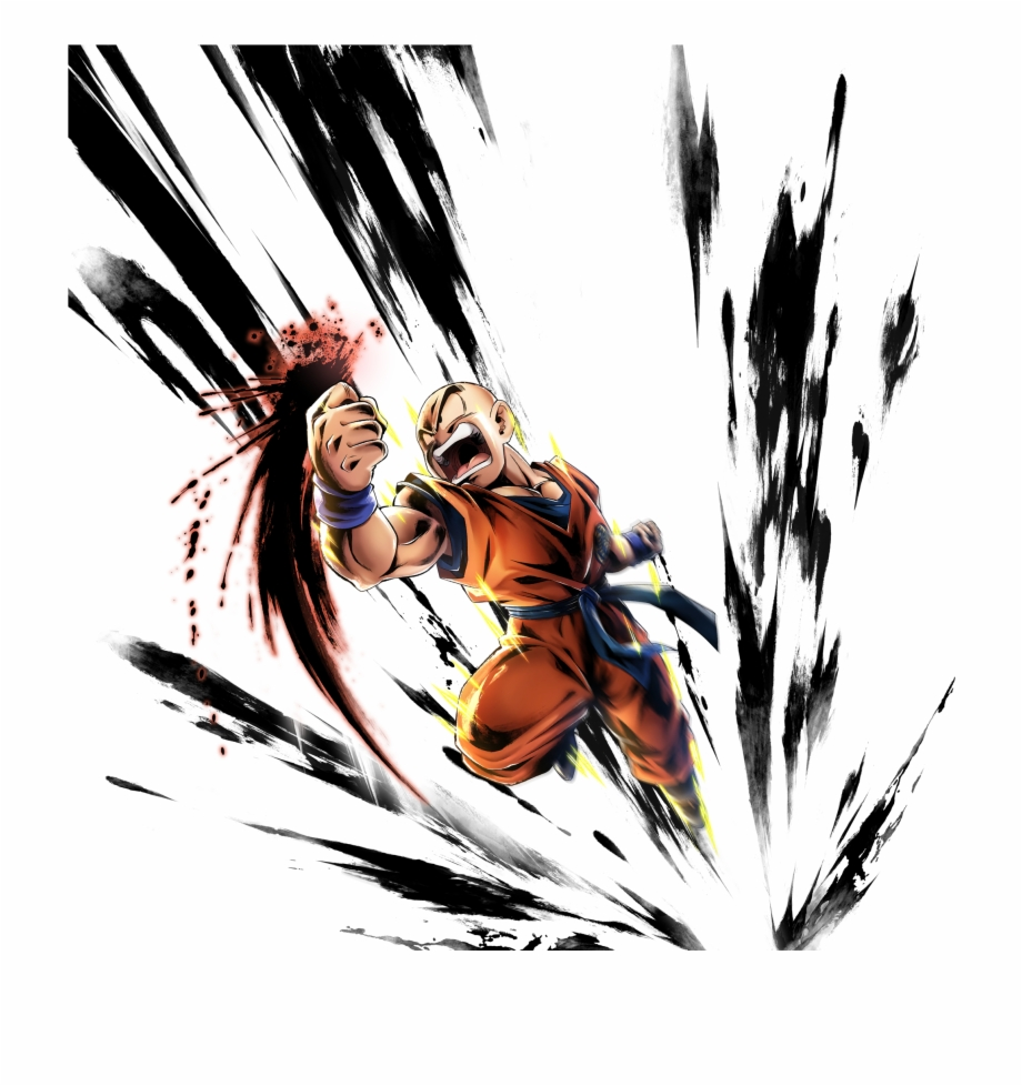 Reference Krillin Dragon Ball Legends Transparent Png