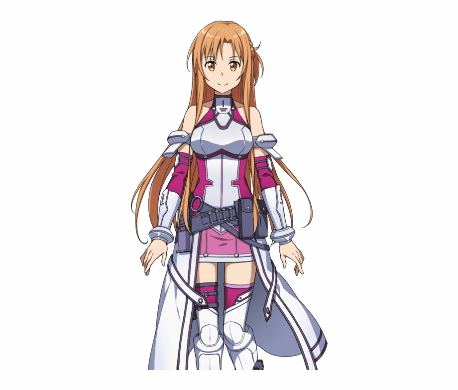Sao Ggo Sword Art Online Asuna Online Anime Online Cartoon Transparent Png Download 2815876 Vippng