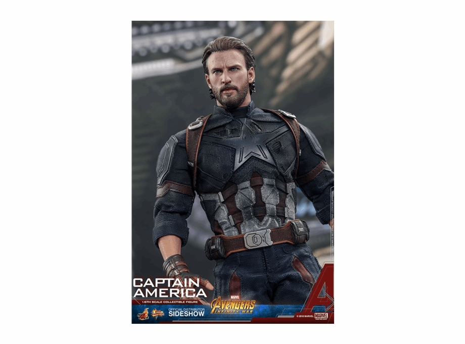 Infinity War Captain America Infinity War Hot Toys Transparent Png Download 2830374 Vippng