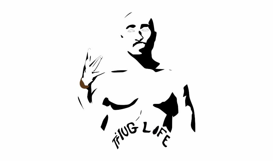 Tupac 2pac Pac West Coast West Coast Thug Life Thug Illustration