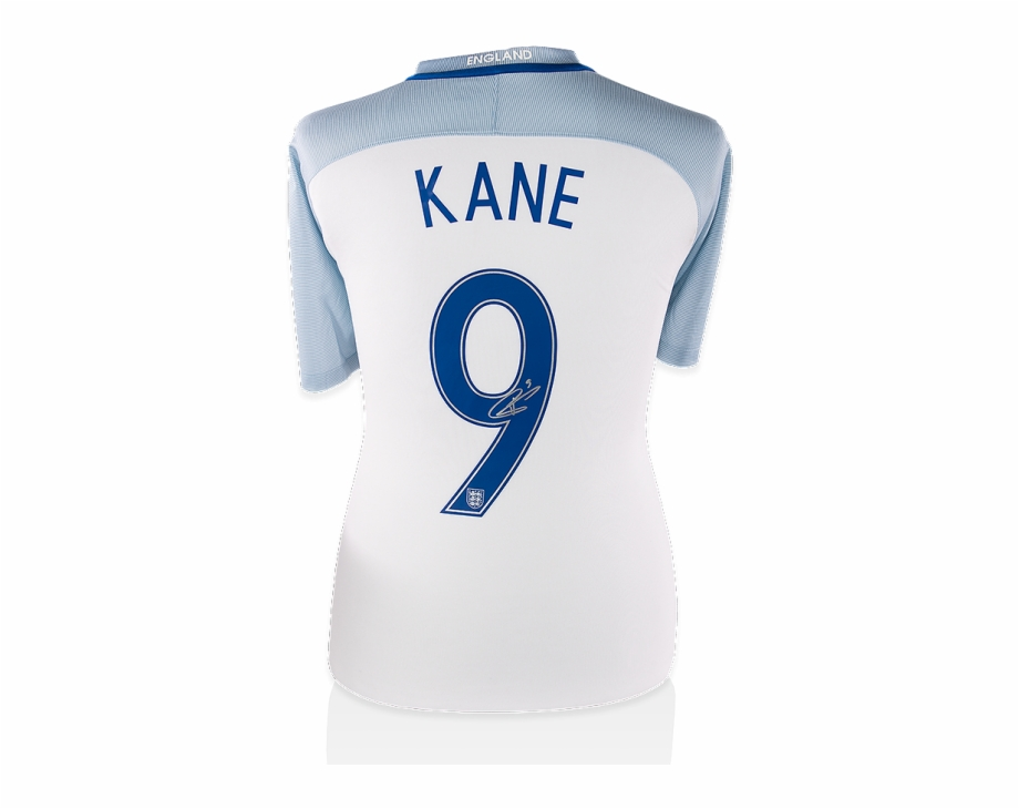 Zoom Harry Kane England Shirt Transparent Png Download 2835724 Vippng