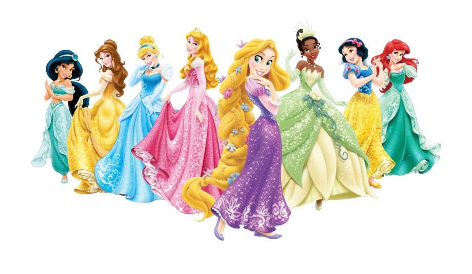 Disney Princess Transparent Background Disney Princess Names