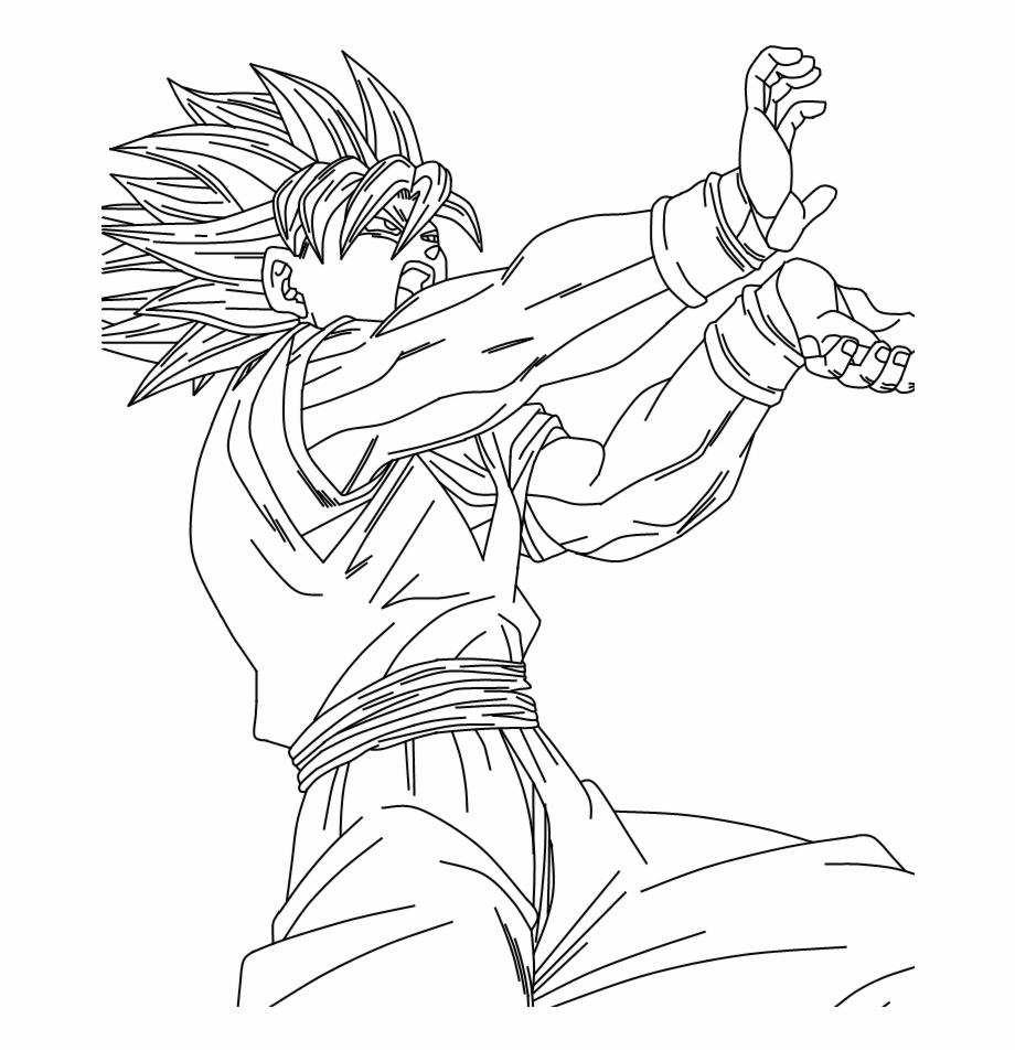 Son Goku Vegeta Super Saiyan 4 5 6dragon Balls Gt Af Dibujos