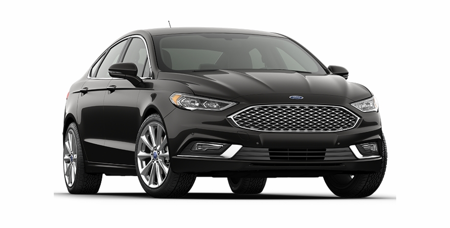 Ford Fusion Platinum >> 2017 Ford Fusion Platinum Sedan Front View 2019 Ford