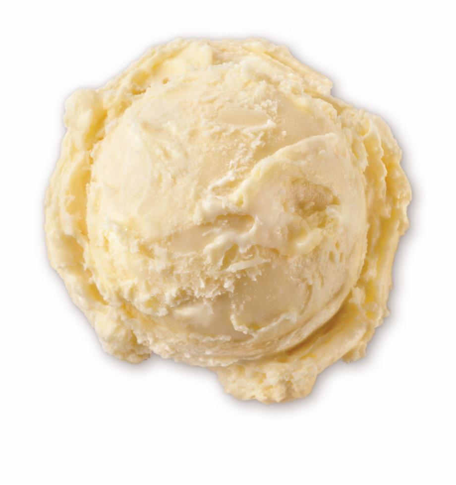 Homemade Brand Vanilla Ice Cream Scoop