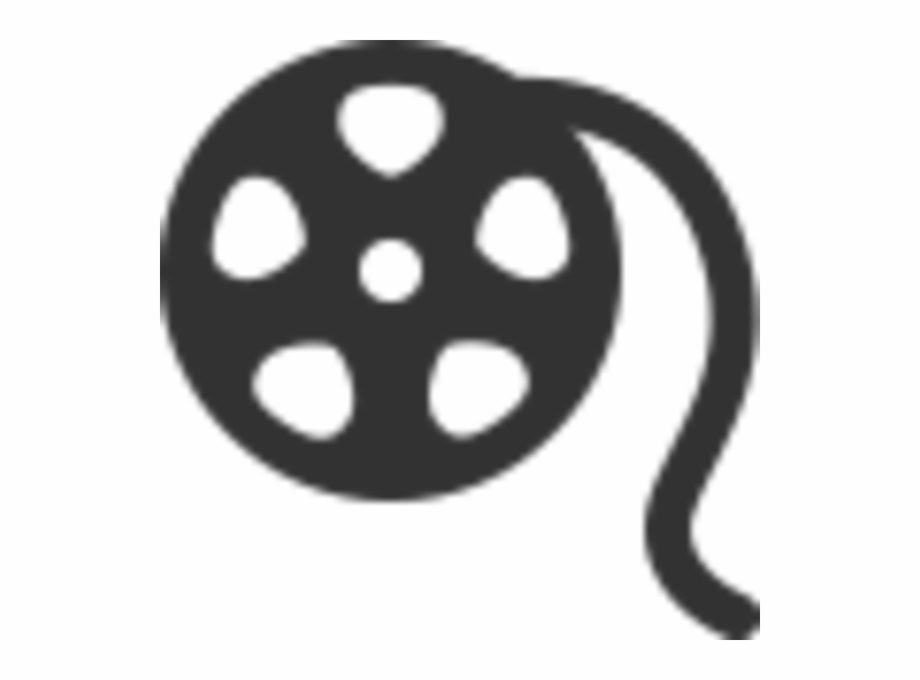 Png Free Download Clipart Film Reel Movie Reel Icon Png Transparent Png Download 295513 Vippng