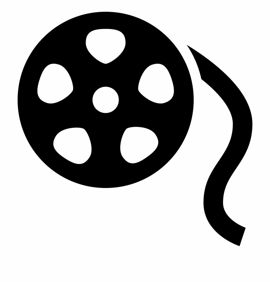 Film Vector Reel Film Movie Icon Transparent Png Download 295734 Vippng