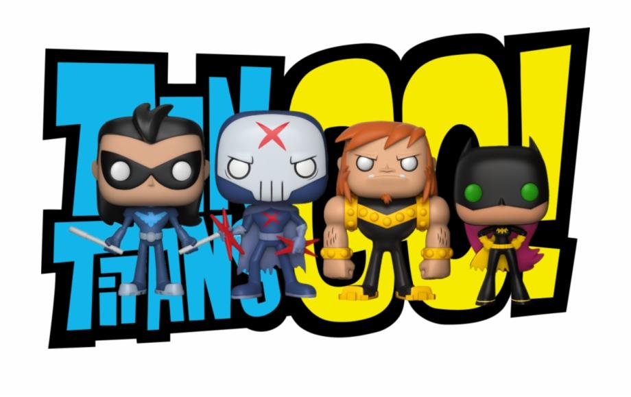 Teen Titans Go Teen Titans Logo Transparent Png Download 2930095 Vippng