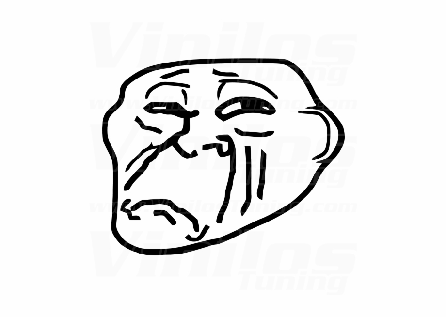 Sad Meme Face Png Troll Sad Face Transparent Png Download 2984340 Vippng That was so cool to do aah expect more ! sad meme face png troll sad face