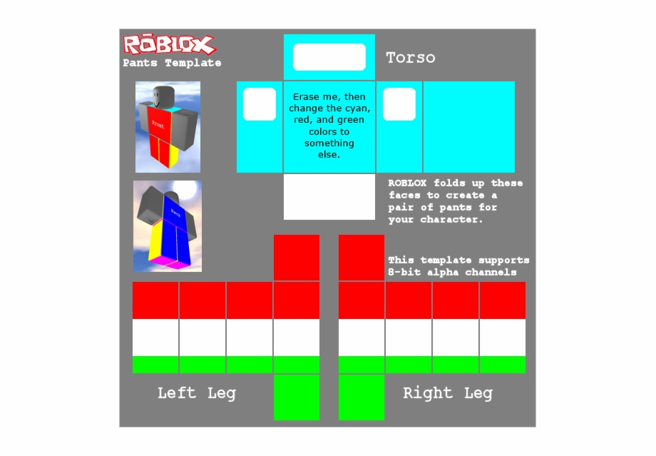 Roblox Pants Shading Template Robux For Roblox Roblox Pin Codes