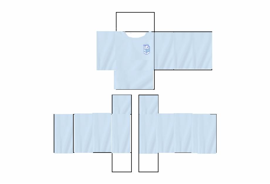 Roblox Shirt Design Girl Kawaii Milk Sweater Template Roblox Aesthetic Shirt Template