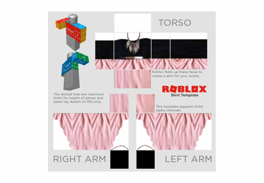 Pants Template Roblox 2019 Transparent Png Download 33581 Vippng