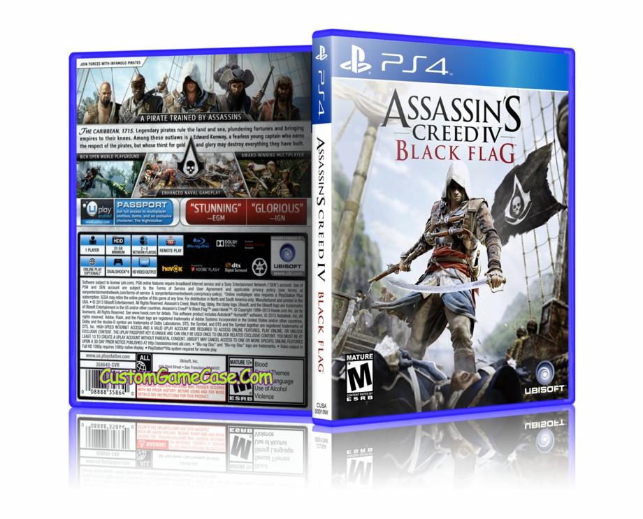 Assassins Creed Iv Black Flag Custom Pc Game Launcher
