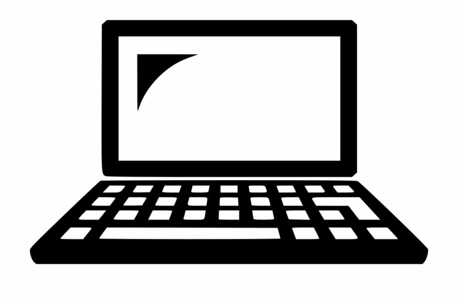 Laptop Svg Art Png - Icon Laptop Png   Transparent PNG